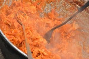 A főzés gyakorlása sok sikerélménnyel kecsegtet kicsiket és nagyokat egyaránt :-)