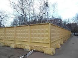 A betonkerítés fuvarozása egyszerű